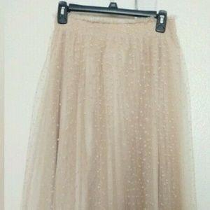 Lauren Conrad Disney's Snow white collection skirt